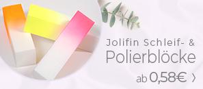 Schleif- und Polierblöcke