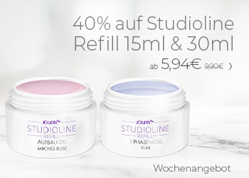 Sonderpromotion ( 40% auf Studioline Refill 15ml und 30ml )