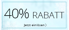 40 % geschenkt