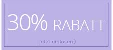 30 % geschenkt