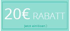 20,00€ geschenkt