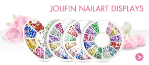 Jolifin Nailart Displays