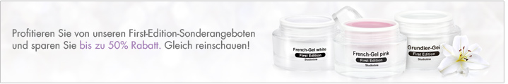 First Edition UV-Gele im Angebot