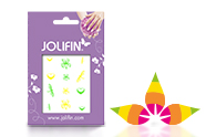 Jolifin Neon Sticker