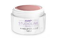 Make-Up Gel soft natur - Refill