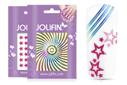 Jolifin Fancy & Hologramm Sticker