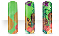 Exotic Fruit-Cocktail Nailartanleitung