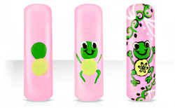 Happy Frog Nailartanleitung