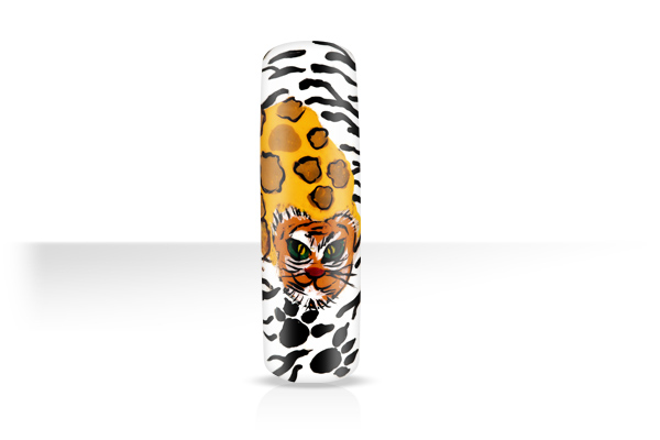 Tiger Lilly Nailartanleitung Bild 5
