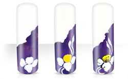 Classic Flowers Nailartanleitung