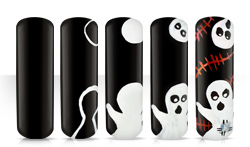 Funny Ghosts Nailartanleitung