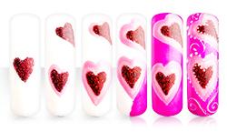 Sweet Valentine Anleitung