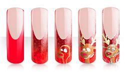 Red Nosed Reindeer Anleitung