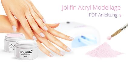 Anleitung zur Acryl-Modellage