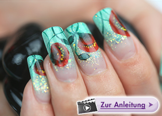 trendstyle fashion nailart trends lieblingsfarbe t rkis pretty nail shop 24. Black Bedroom Furniture Sets. Home Design Ideas