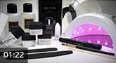 Jolifin LAVENI PRO Dual Premium Starter-Set - UVA/LED