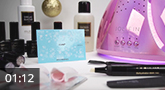Jolifin LAVENI Shellac Starter-Set Christmas Premium - merma