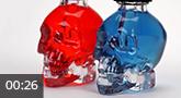 Jolifin Skull-Behälter