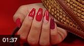 "Trendstyle Nailart: ""Flame Scarlet"""