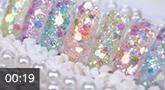 Jolifin LAVENI Pastell Glittermix