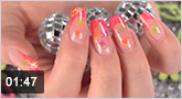 Nailart Neon Tattoos 1 -- 8 �Neon Splash