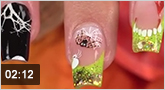 Nailart �Spider-Party�