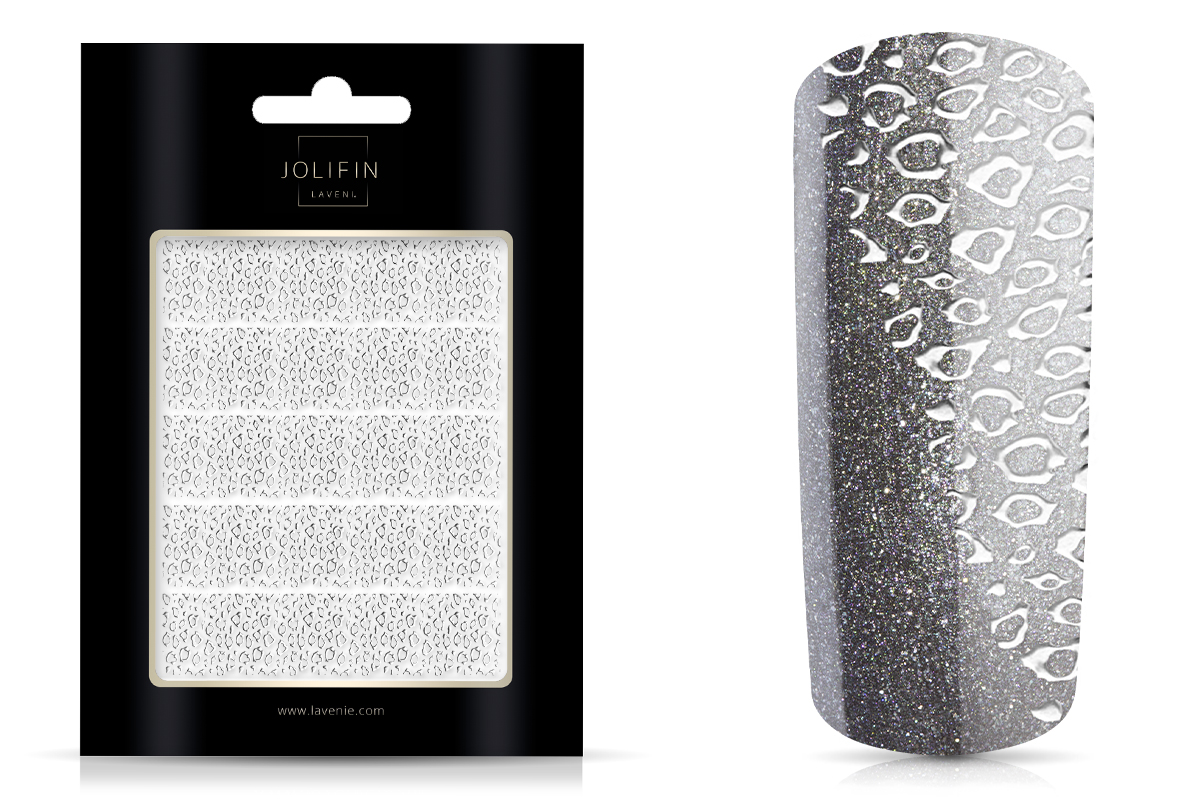 Jolifin LAVENI XL Sticker - Silver 4