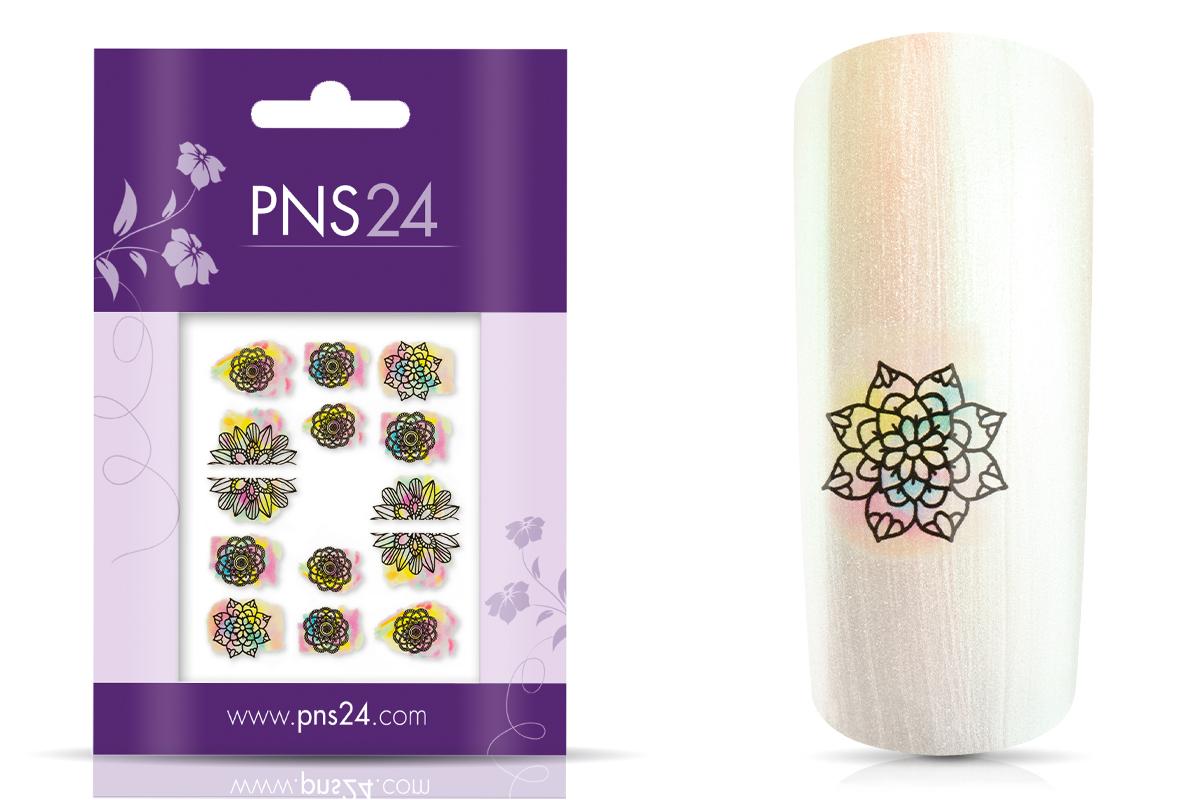 PNS24 Aquarell Tattoo Nr. 5 - Pretty Nail Shop 24