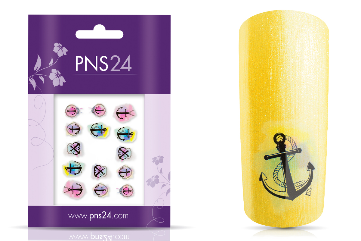PNS24 Aquarell Tattoo Nr. 9