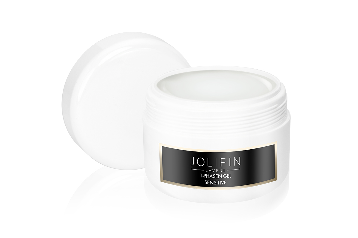Jolifin LAVENI Refill - 1Phasen-Gel sensitive 250ml