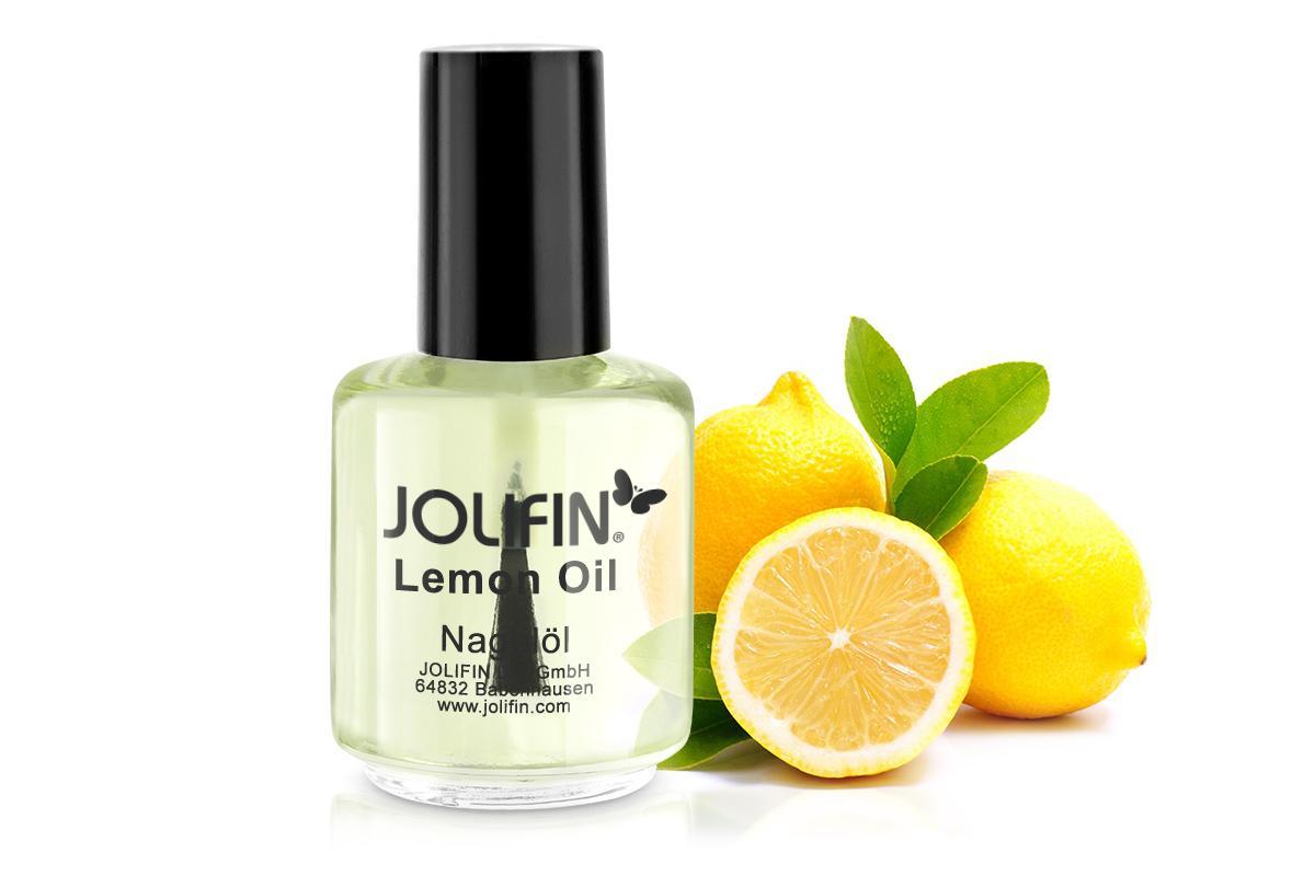 Jolifin Nagelpflegeöl Lemon 9ml