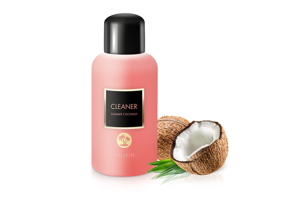 Jolifin LAVENI Cleaner - summer coconut 150ml