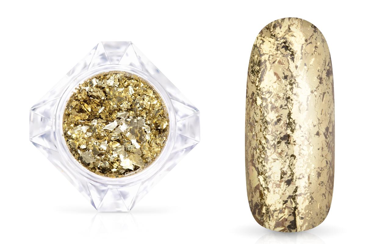 Jolifin LAVENI Mirror-Flakes - champagne