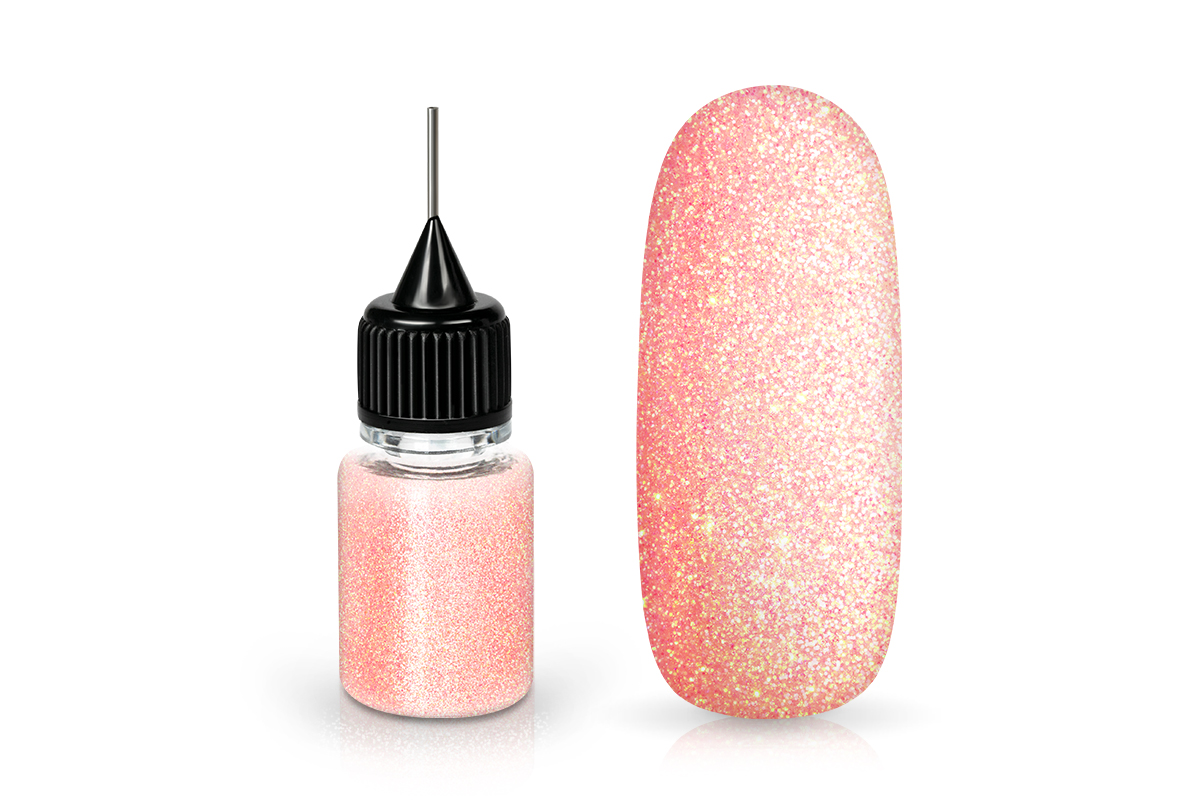 Jolifin LAVENI Diamond Dust - pastell-peach