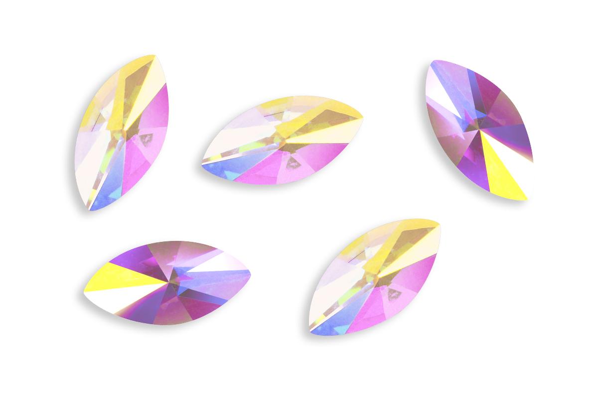 Jolifin LAVENI Strass-Diamonds - Cat-Eye