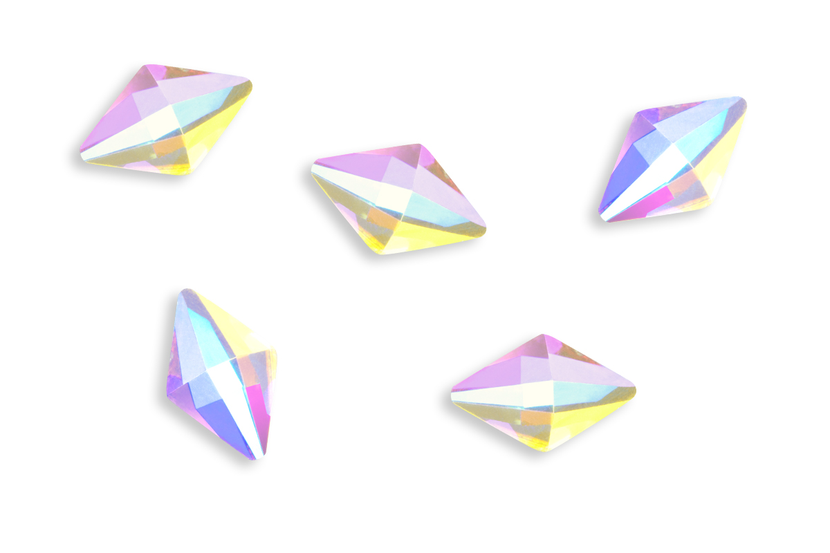 Jolifin LAVENI Strass-Diamonds - Rhombus