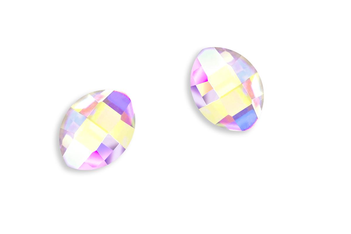 Jolifin LAVENI Strass-Diamonds - Oval