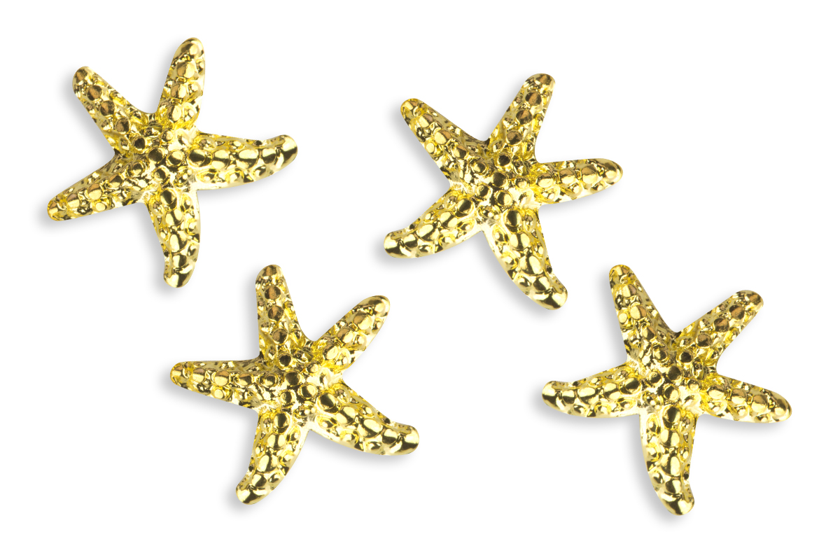 Jolifin Overlay - Seestern gold