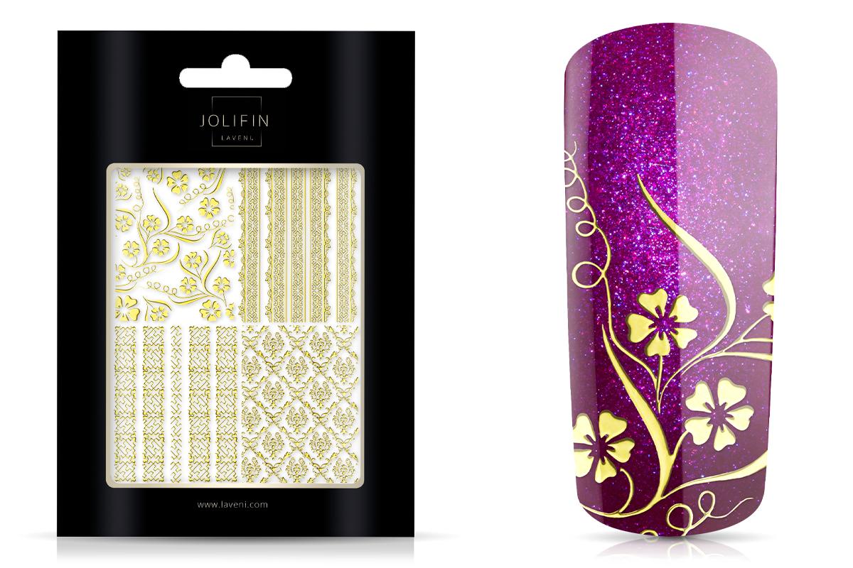 Jolifin LAVENI XL Sticker - Gold 8