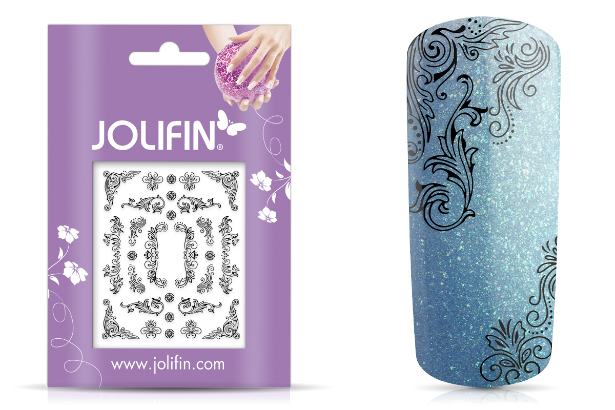 Jolifin Black Elegance Tattoo 31