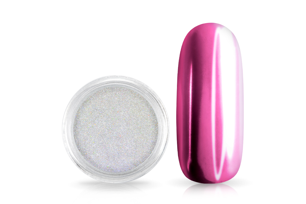 Jolifin Pearl-Chrome Pigment - pink