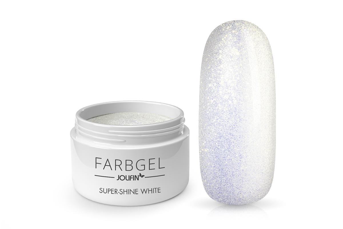 Jolifin Farbgel super-shine white 5ml
