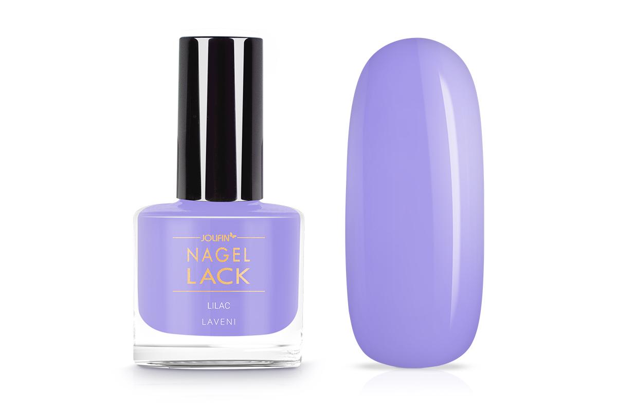 Jolifin LAVENI Nagellack - lilac 9ml