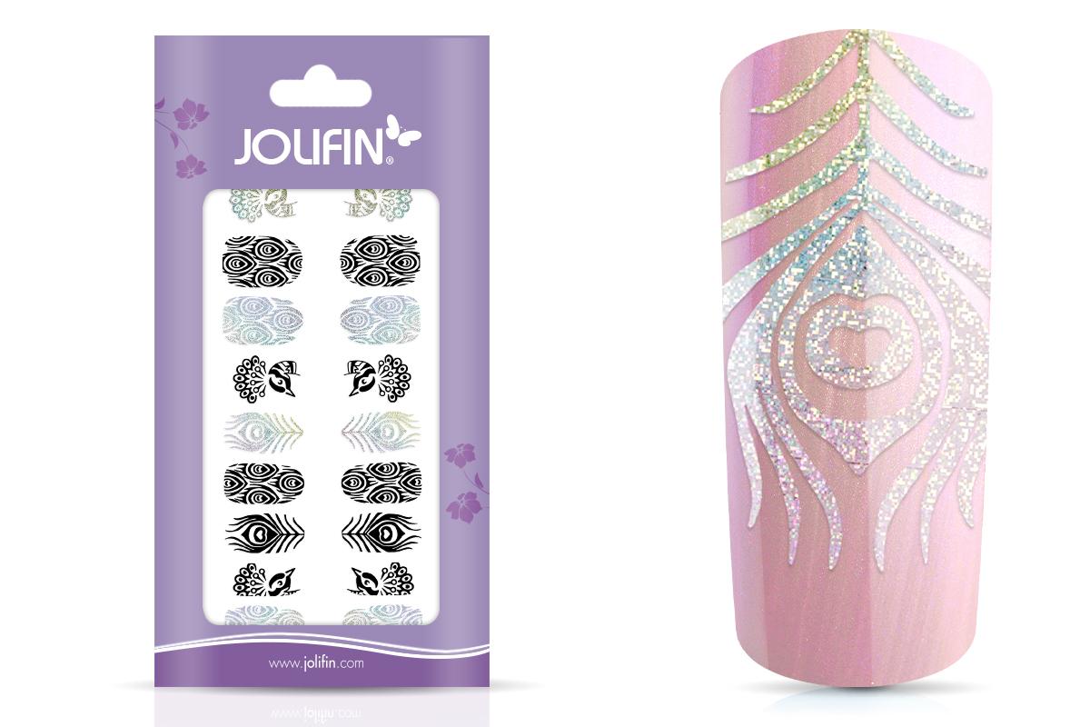 Jolifin Sticker Wrap - Hologramm Nr. 3