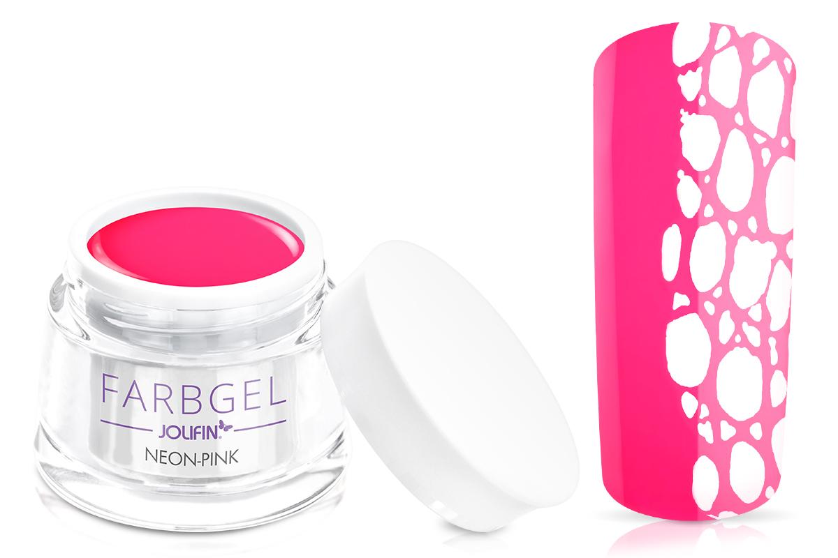 Jolifin Farbgel neon-pink 5ml