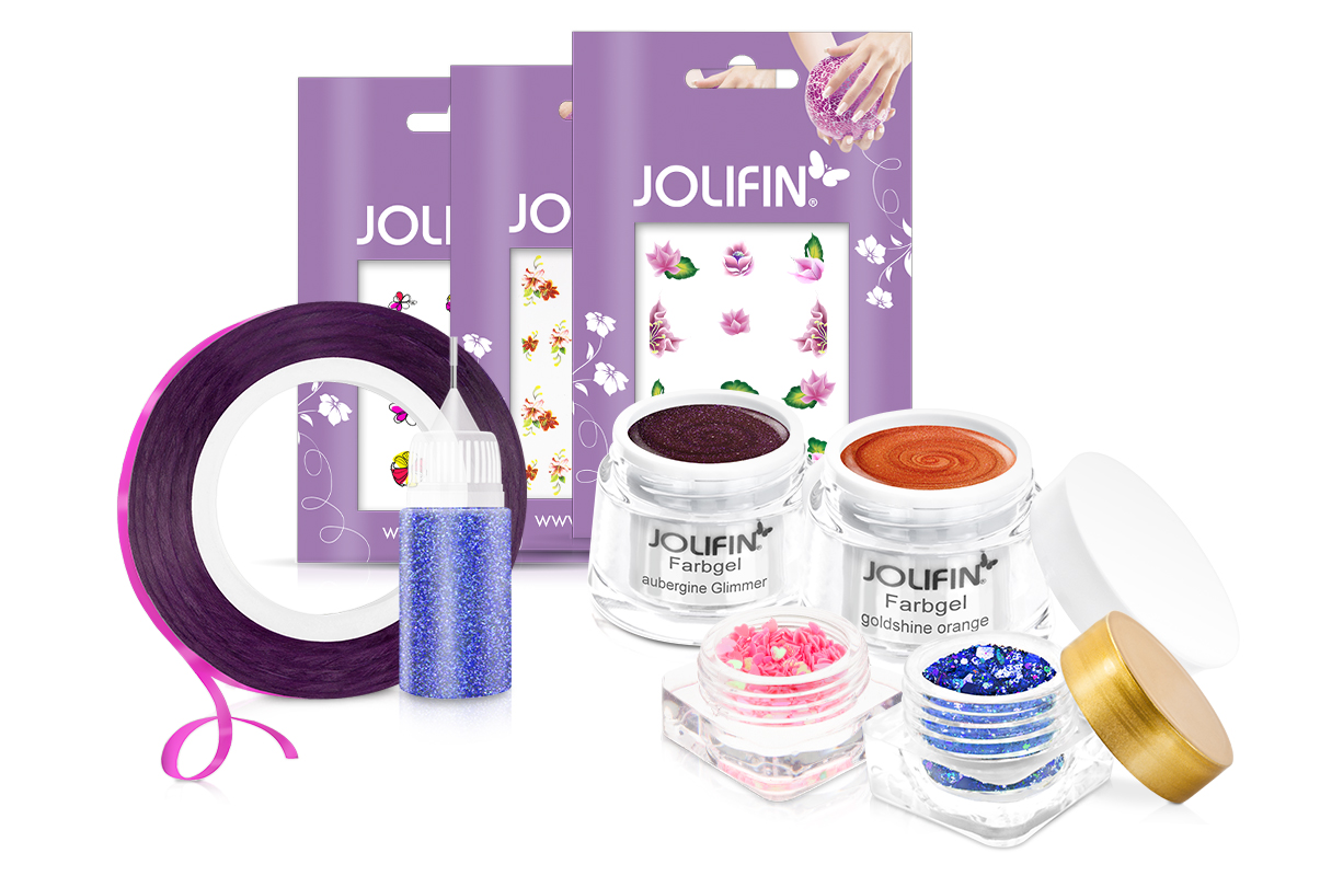 Jolifin Nailart-Set Surprise VI - April