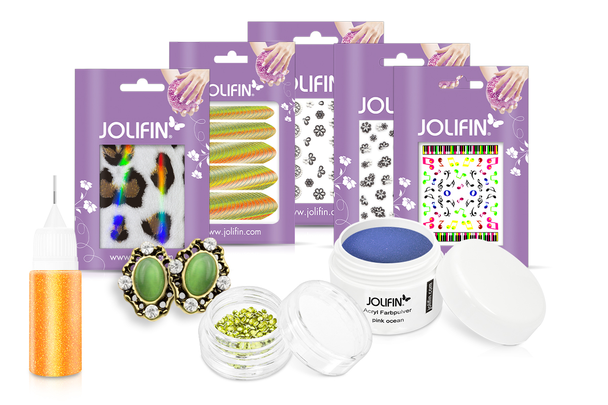 Jolifin Nailart-Set Surprise VII - Mai