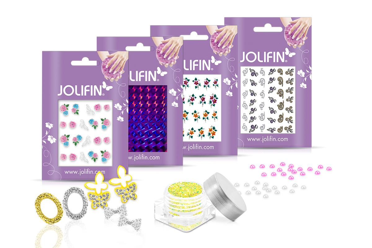 Jolifin Nailart-Set Surprise VIII - Oktober