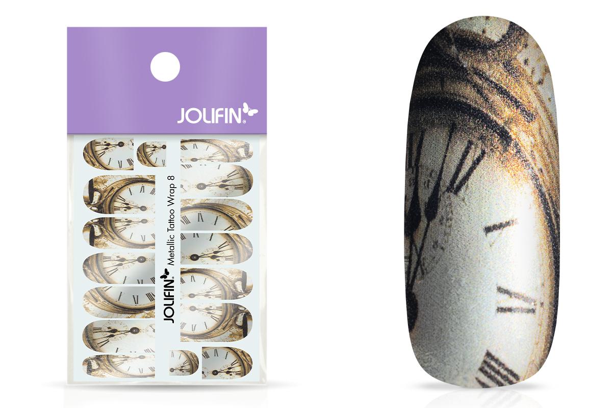 Jolifin Metallic Tattoo Wrap - Nr. 8