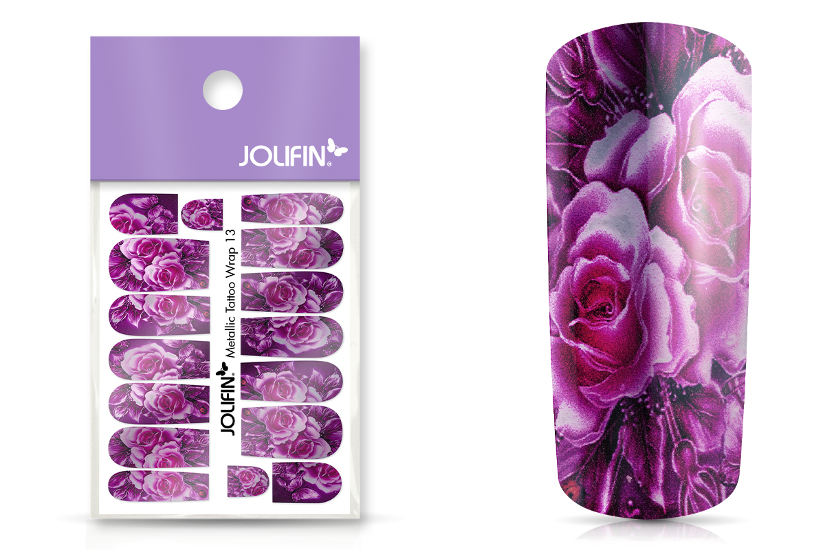 Jolifin Metallic Tattoo Wrap - Nr. 12